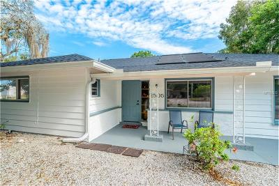 Single Family Home For Sale: 2505 S Milmar Drive