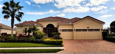 Sarasota Single Family Home For Sale: 6640 Horned Owl Place