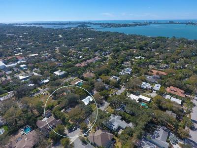 Sarasota Single Family Home For Sale: 1900 Boyce Street