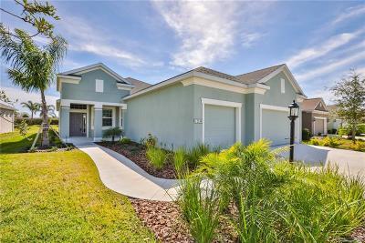 Bradenton Single Family Home For Sale: 2248 Crystal Lake Trail