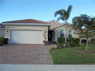 Venice Single Family Home For Sale: 11674 Parrotfish Street