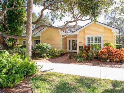 Sarasota Single Family Home For Sale: 4888 Peregrine Point Circle N