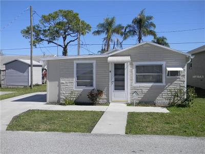Sarasota Single Family Home For Sale: 1281 Yoder Avenue