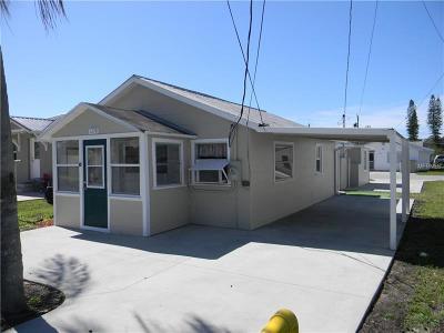Sarasota Single Family Home For Sale: 1278 Kaufman Avenue