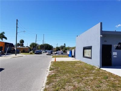 St Petersburg, Clearwater Commercial For Sale: 579 27th Street S #1
