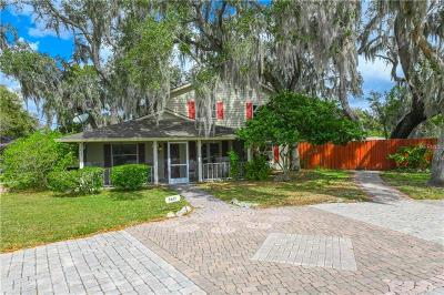 Sarasota Single Family Home For Sale: 5617 Bahia Vista Street