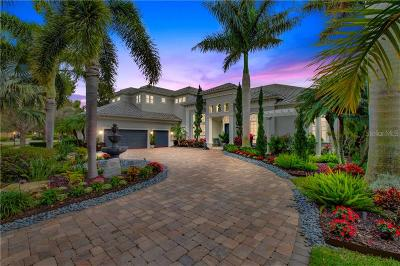 Sarasota Single Family Home For Sale: 5340 Hunt Club Way