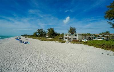 Bradenton Beach, Holmes Beach Condo For Sale: 100 73rd Street #202C