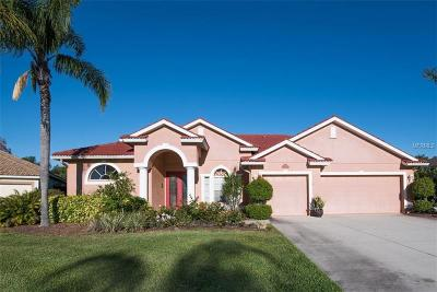 Sarasota Single Family Home For Sale: 7341 Featherstone Boulevard