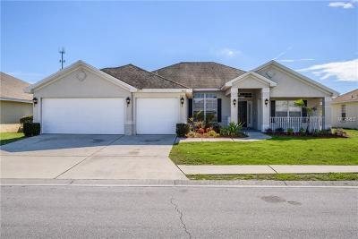 Lakeland Single Family Home For Sale: 6817 Hunters Crossing Boulevard