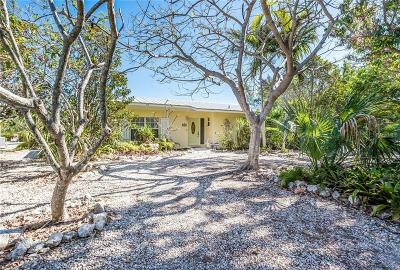 Anna Maria Single Family Home For Sale: 720 Jacaranda Road