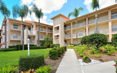 Sarasota Condo For Sale: 9630 Club South Circle #6105