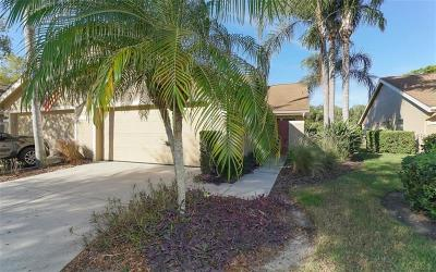 Sarasota Villa For Sale: 5643 Monte Rosso Road