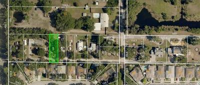 Pinellas County Residential Lots & Land For Sale: 12820 Wild Acres Road