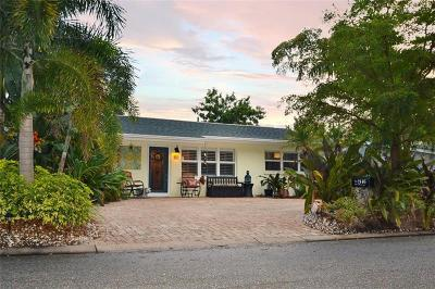 Sarasota Single Family Home For Sale: 2446 Grove Street