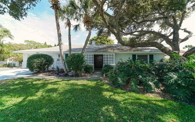 Sarasota Single Family Home For Sale: 5563 Shadow Lawn Drive