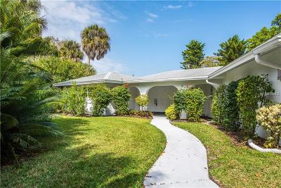 Sarasota, Bradenton Single Family Home For Sale: 7315 Periwinkle Drive