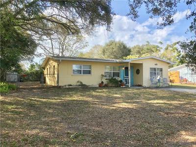 Sarasota Single Family Home For Sale: 601 Bailey Road