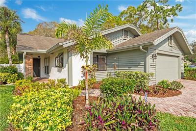 Sarasota Villa For Sale: 7846 Pine Trace Drive