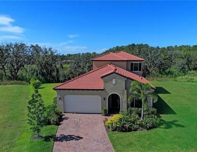 Bradenton FL Single Family Home For Sale: $575,000