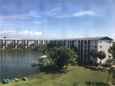 Bradenton Condo For Sale: 4155 Lake Bayshore Drive #514