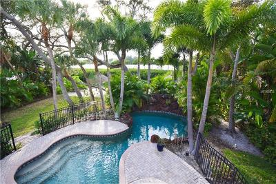Longboat Key Single Family Home For Sale: 3501 Bayou Sound