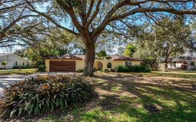 Sarasota Single Family Home For Sale: 1923 Rolling Green Circle