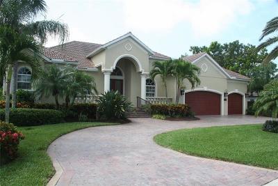 Sarasota Single Family Home For Sale: 547 Blue Jay Place