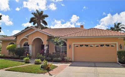 Sarasota Single Family Home For Sale: 4470 McIntosh Lake Avenue