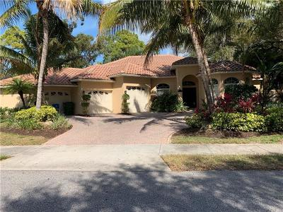 Sarasota Single Family Home For Sale: 1805 Orchid Street