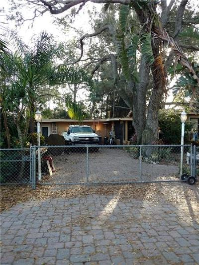 Osprey Single Family Home For Sale