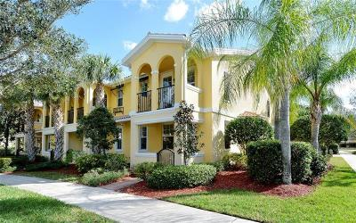 Sarasota Townhouse For Sale: 1543 Napoli Drive W