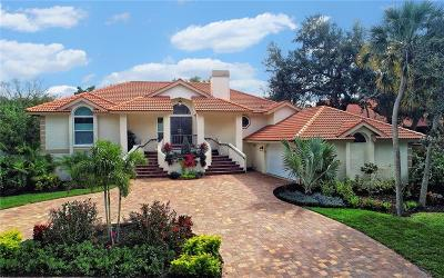 Longboat Key Single Family Home For Sale: 3101 Bayou Sound