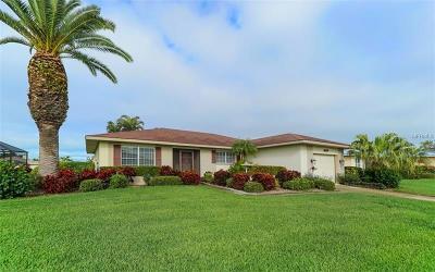 Bradenton FL Single Family Home For Sale: $265,000