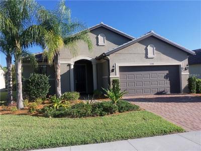 Sarasota Single Family Home For Sale: 11210 Sandhill Preserve Drive
