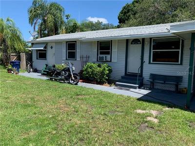 Sarasota Single Family Home For Sale: 1707 66th Avenue Terrace E