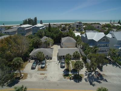 Sarasota Multi Family Home For Sale: 544 Canal Road