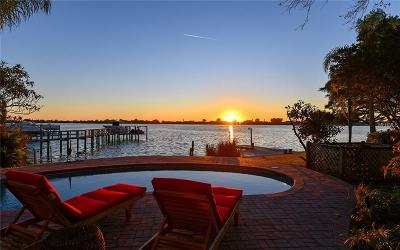 Nokomis, Osprey Single Family Home For Sale: 320 Bayshore Drive