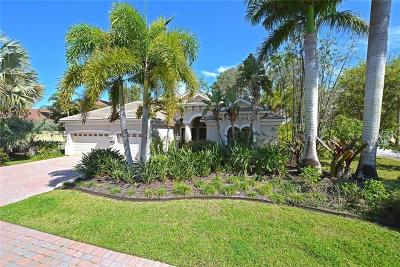 Sarasota Single Family Home For Sale: 4669 Tuscana Drive