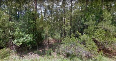 Wesley Chapel Residential Lots & Land For Sale: 27104 Black Hawk Drive