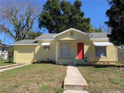 Bradenton Single Family Home For Sale: 1605 15th Street W