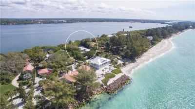 Nokomis, Osprey Single Family Home For Sale: 1042 N Casey Key Road