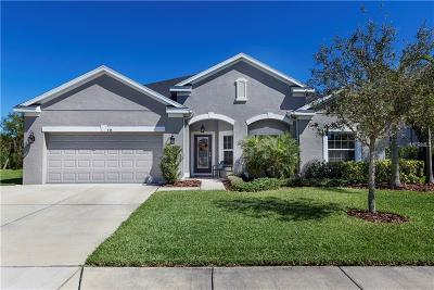 Bradenton Single Family Home For Sale: 735 Rosemary Cir