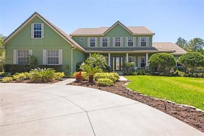 Bradenton Single Family Home For Sale: 22304 Deer Pointe Crossing