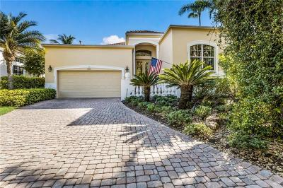 Longboat Key Single Family Home For Sale: 3513 Fair Oaks Court