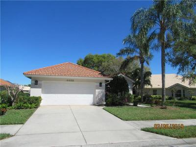 Sarasota Villa For Sale: 4439 Deer Trail Boulevard