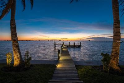 Sarasota Single Family Home For Sale: 1502 Blue Heron Drive