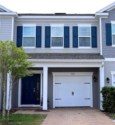Oviedo Townhouse For Sale: 134 Mitchell Creek Way