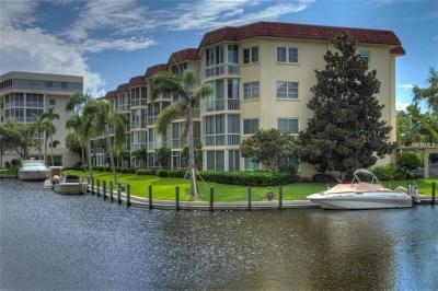 Sarasota Condo For Sale: 1257 S Portofino Drive #45ALBA