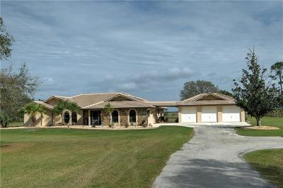 Punta Gorda Single Family Home For Sale: 5234 Blackjack Circle